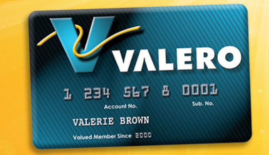 Valero Card Offer Pre-Qualified Customer