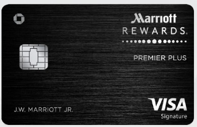 Chase Marriott Premier Plus