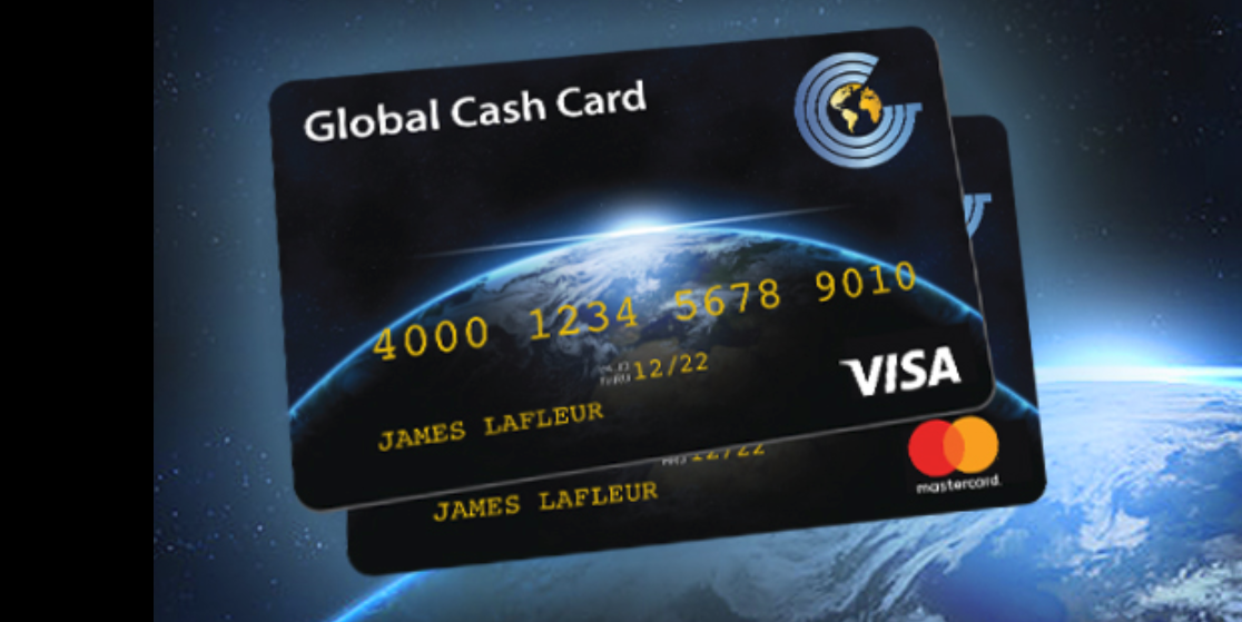 globalcashcard.com/activate login